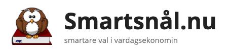 Smartsnål.nu's logotyp